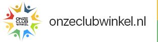 Onze club winkel Logo